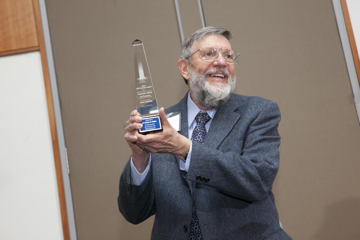 Dr. Phillips - FIP Pioneer Awardee