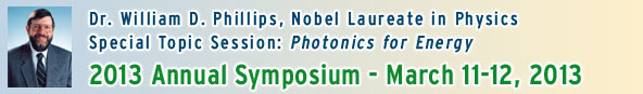 2012-2013 Fitzpatrick Institute for Photonics Annual Symposium