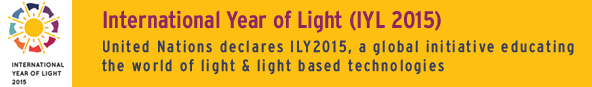International Year of Light (IYL 2015)