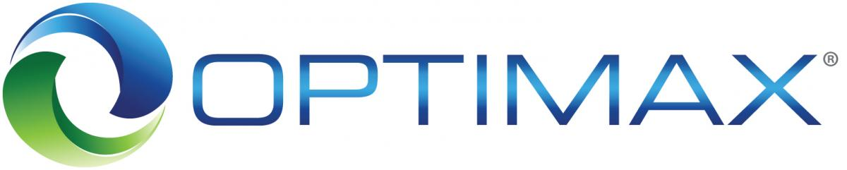 Optimax logo