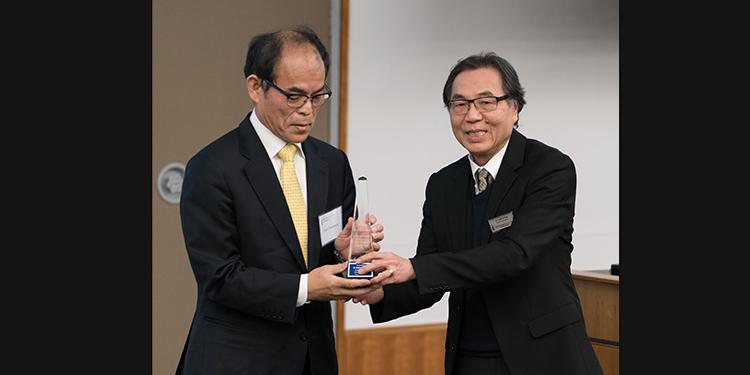 2019 Pioneer Award presentation